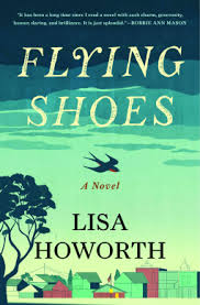 Flying Shoes by Lisa Howorth
