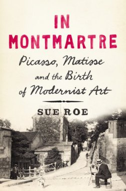 In Montmartre by Sue Roe
