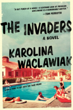 The Invaders by Karolina Waclawiak